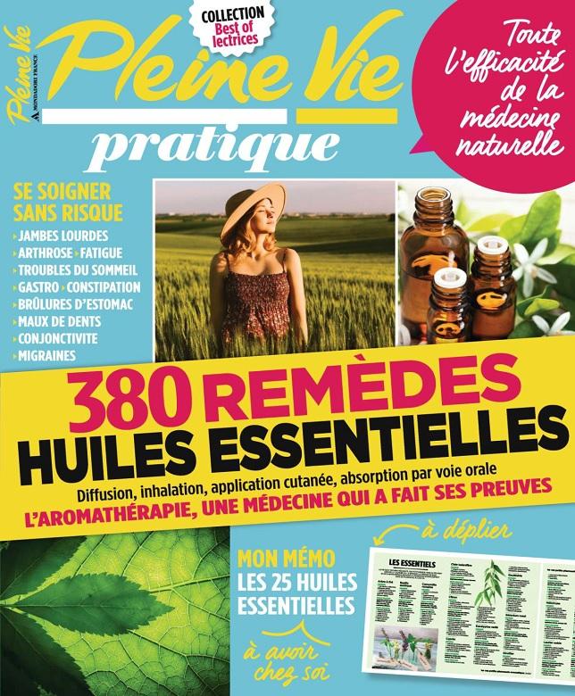 télécharger Pleine Vie Pratique N°6 - Guide Des Huiles Essentielles 2017