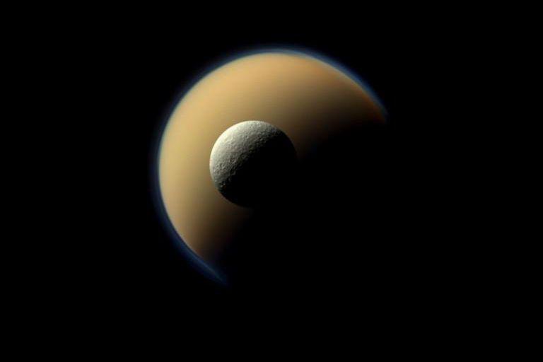 Satellite de Saturne: découverte d'une molécule essentielle à la vie 170804101357219633