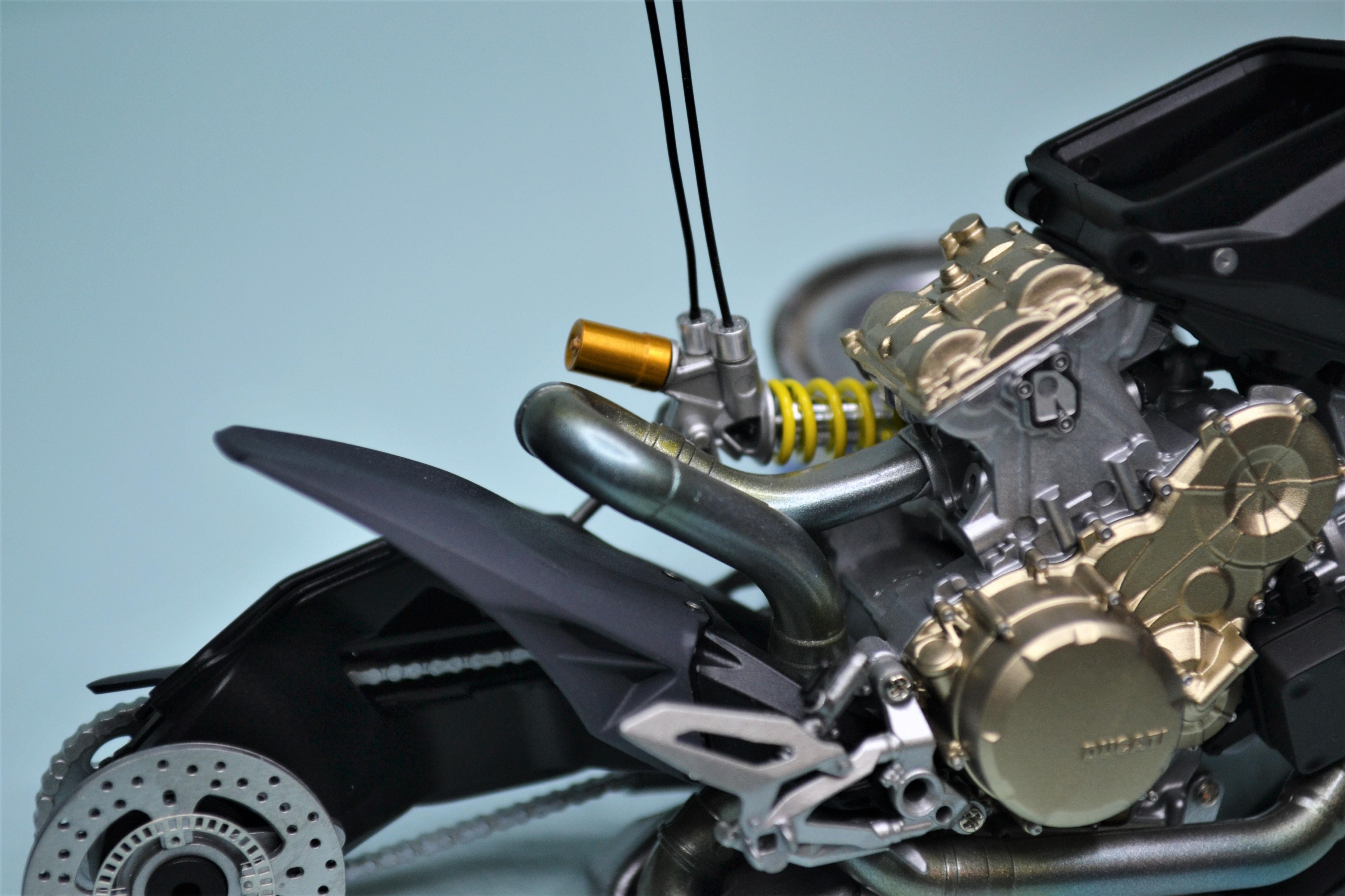 Ducati Panigale 1/12 Tamiya 170806075148295755
