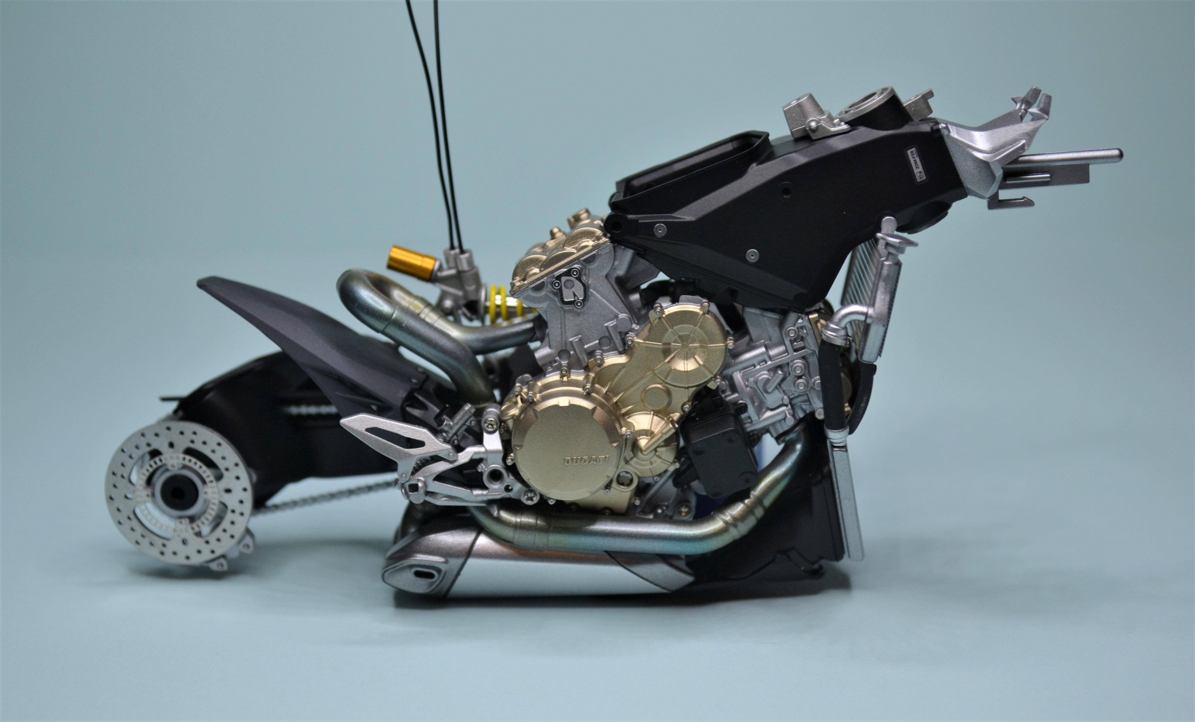 Ducati Panigale 1/12 Tamiya 170806075148709376