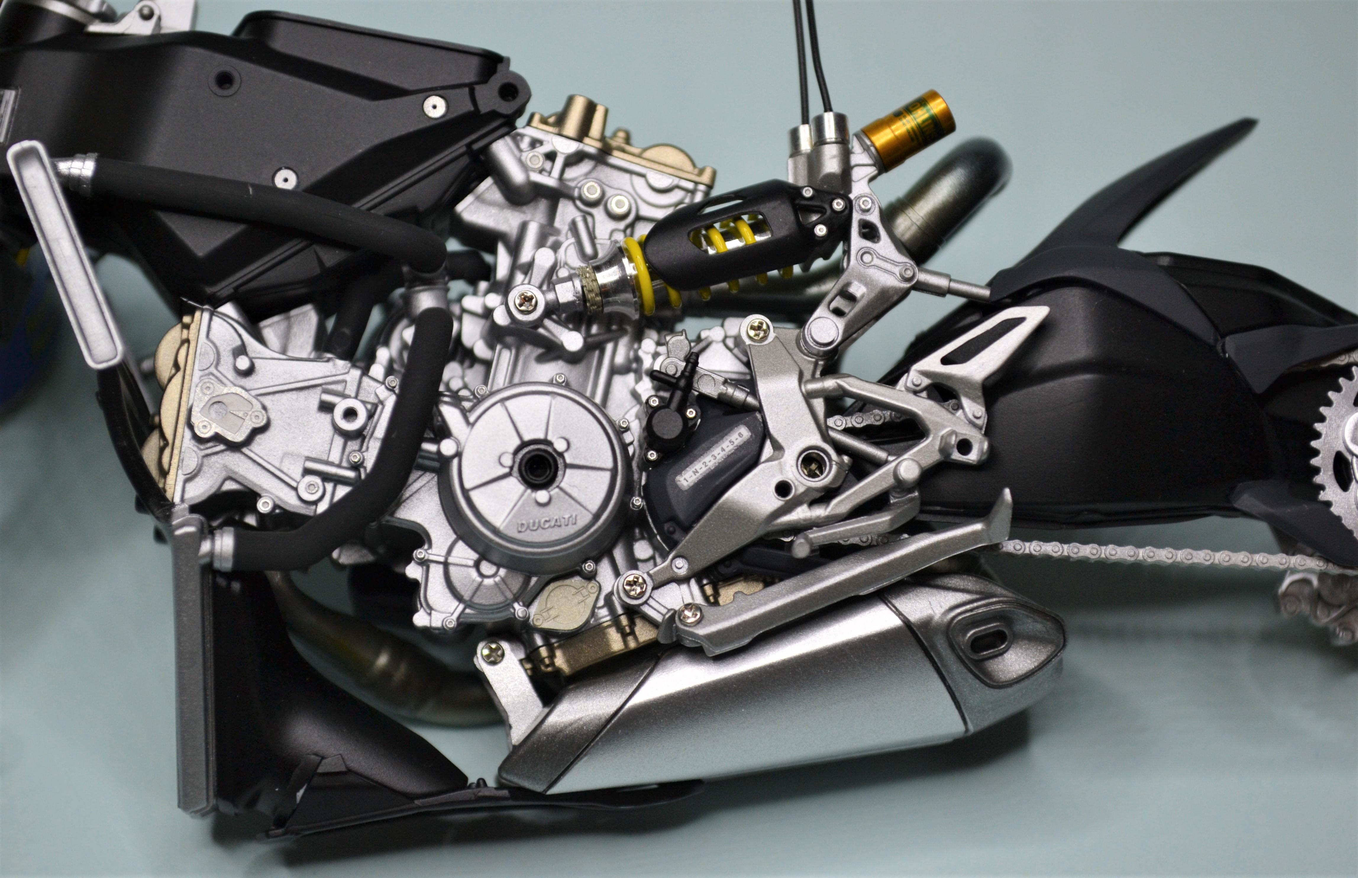 Ducati Panigale 1/12 Tamiya 170807092544174881