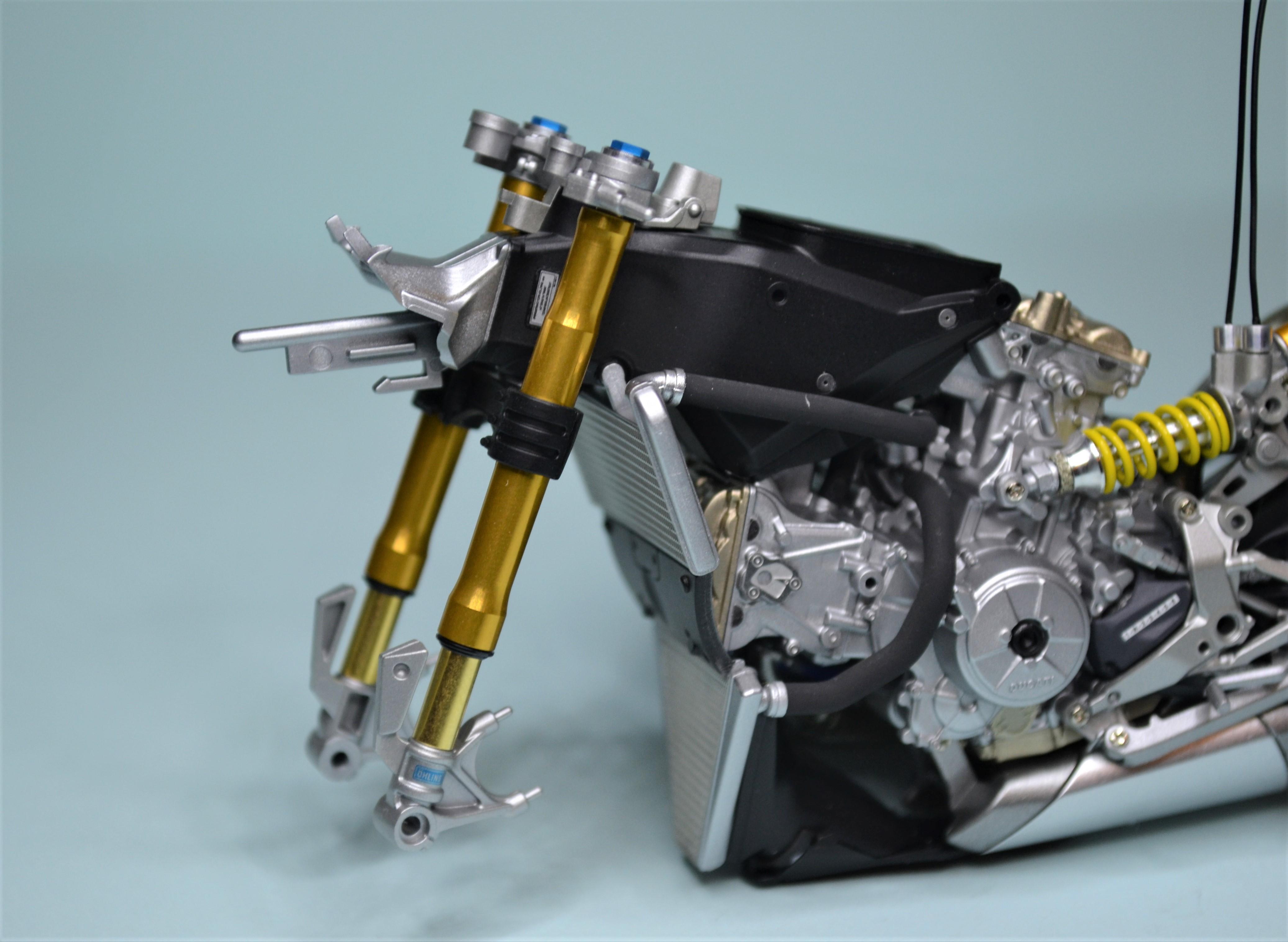 Ducati Panigale 1/12 Tamiya 170807092545627101