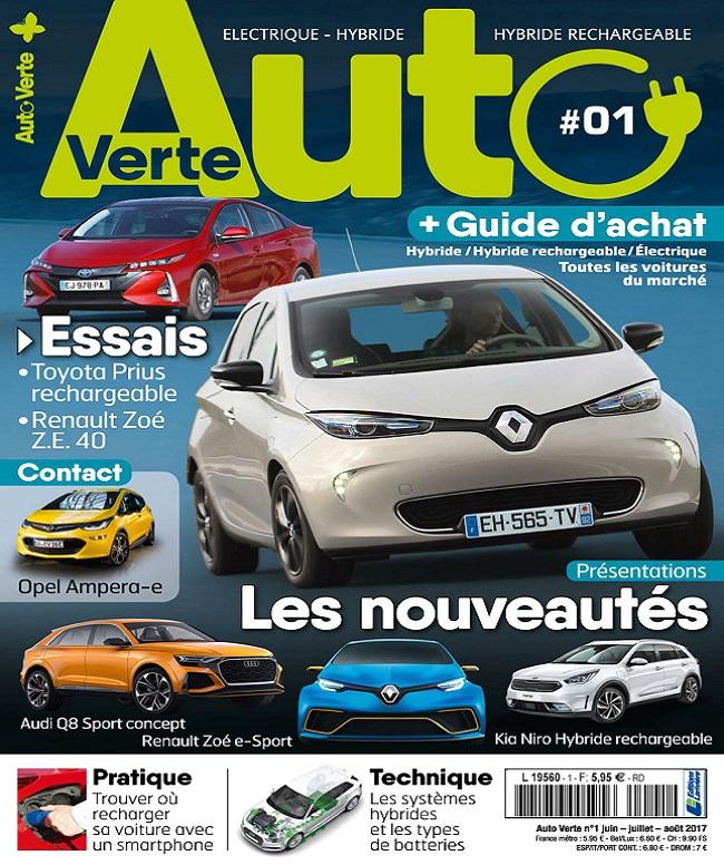 télécharger Auto Verte N°1 - Juin-Août 2017
