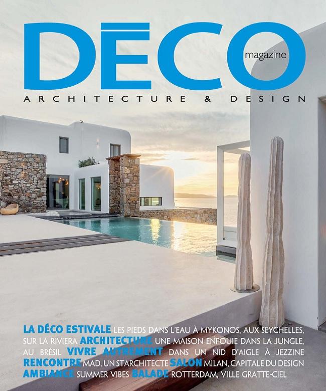 télécharger Déco Magazine - Juin-Septembre 2017