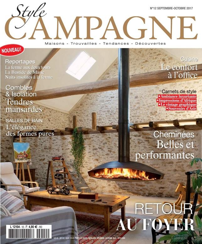 Style Campagne N°12 - Septembre-Octobre 2017