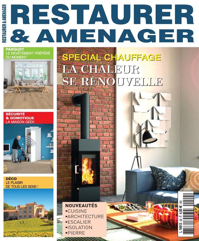 Restaurer et Aménager N°29 - Septembre-Octobre 2017