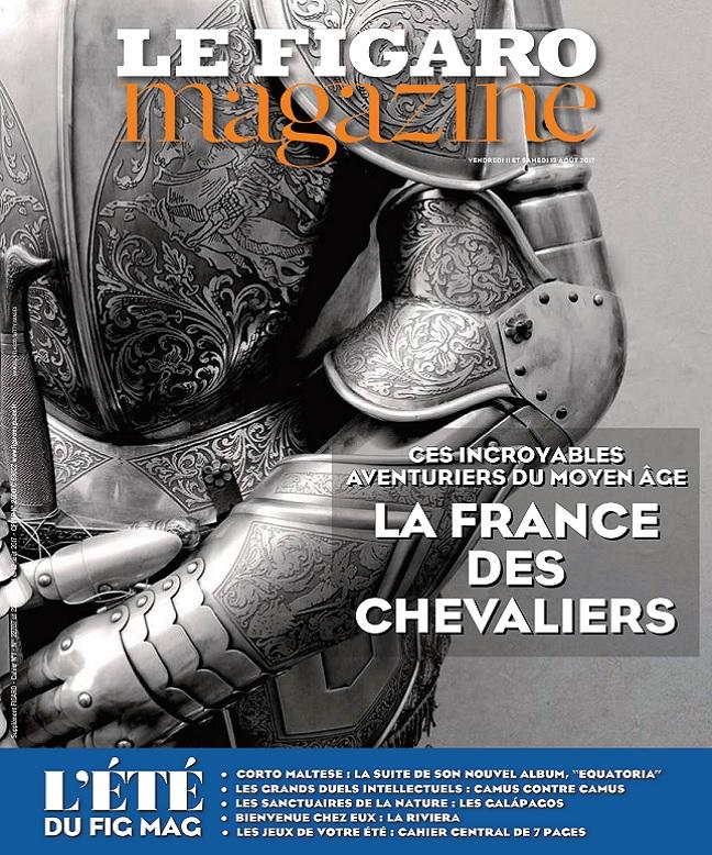 Le Figaro Magazine Du 11 Août 2017