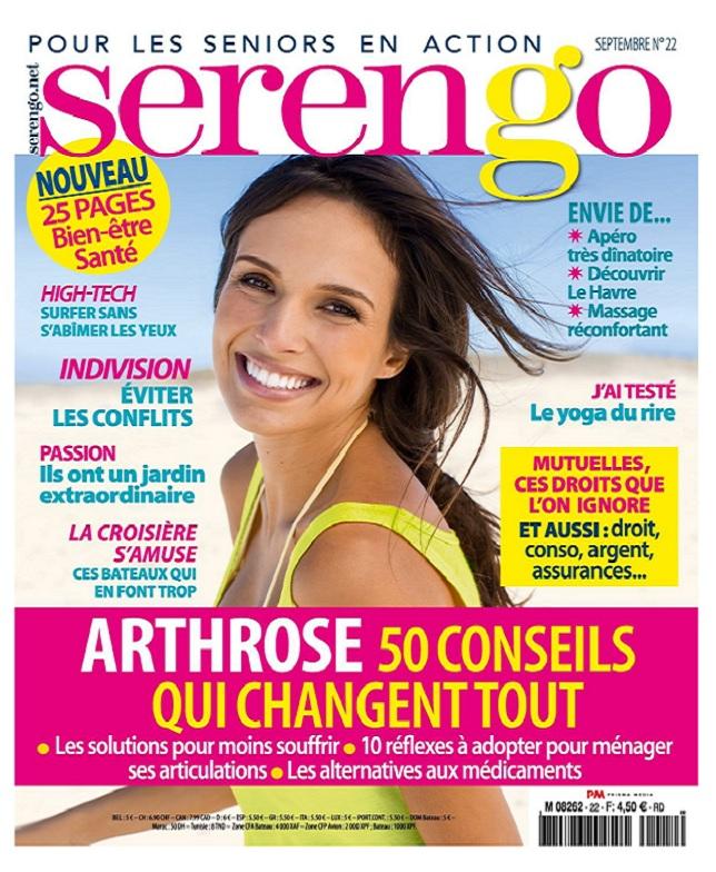 télécharger Serengo N°22 - Septembre 2017