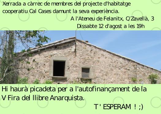 Cal Cases a l'Ateneu de Felanitx (12-08-17)