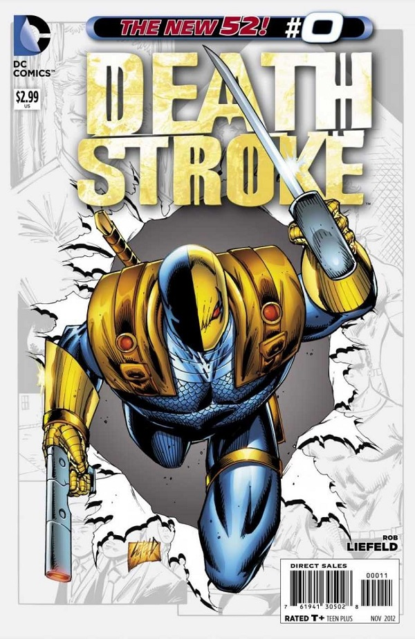 DEATHSTROKE - 20 Tomes