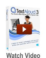 Poster for Nextup TextAloud v3.0.110