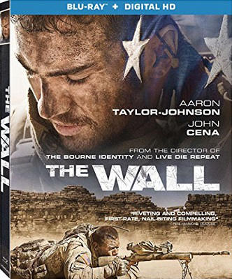 The Wall (2017) BLURAY 1080p FRENCH