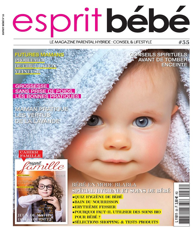 télécharger Esprit Bébé N°35 - Septembre 2017