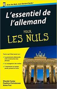 TELECHARGER MAGAZINE Essentiel de l'allemand Pour les Nuls