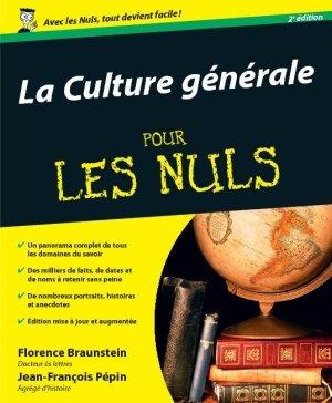 TELECHARGER MAGAZINE Culture générale pour les nuls 2e Edition