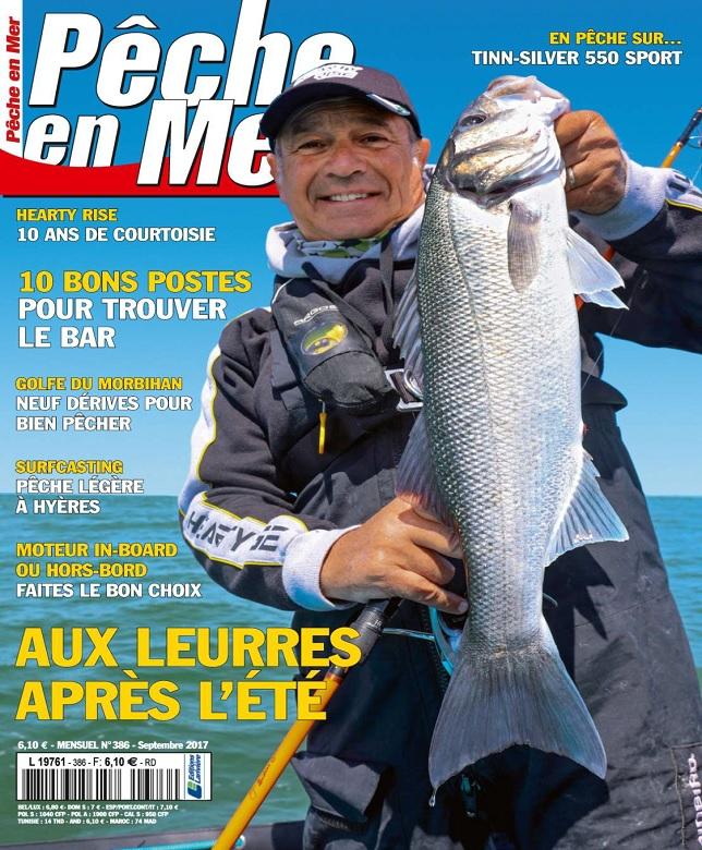 Pêche En Mer N°386 - Septembre 2017