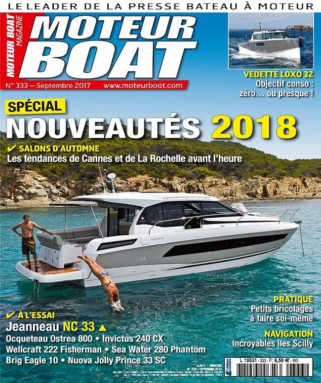 Moteur Boat N°333 - Septembre 2017