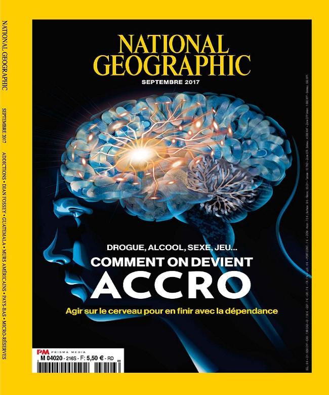 National Geographic N°216 - Septembre 2017