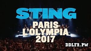 Sting à l'Olympia de Paris 2017