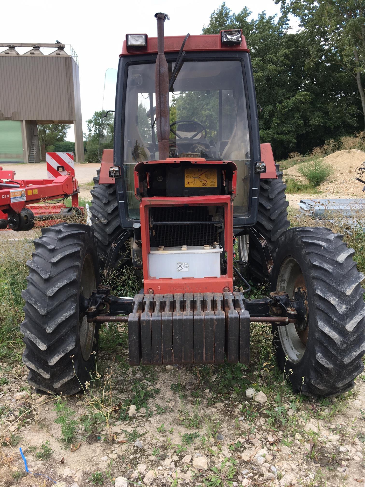 tracteur 70  80 cv