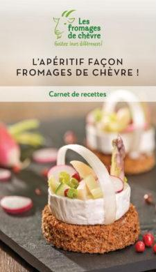 L'Apéritif Façon Fromages de Chèvre
