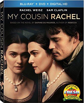 My Cousin Rachel(2017) poster image